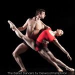 The Ballet Dancers by Derwood Pamphilon