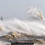 Port in a Storm by Jim Mundy