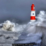 Raging Storm by John Spittle