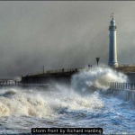 Storm front by Richard Harding