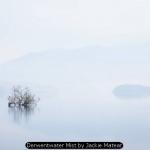 Derwentwater Mist by Jackie Matear