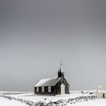 The Black Church by Brian Howe