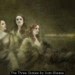 The Three Graces by Joan Blease