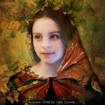 Autumn Child by Julie Cowdy