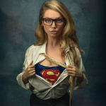 Im No Superman by John Sherringham