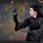 Miss Peregrine and Miss Blackbird by Lee Sutton