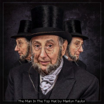 The Man In The Top Hat by Marilyn Taylor