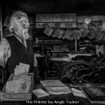 The Printer by Angie Tucker