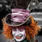 A Happy Hatter by Bradley Bailey