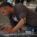 Street Artist by Jessica Cuff