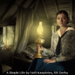 A Simple Life by Neil Humphries, RR Derby
