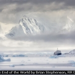 At the End of the World by Brian Stephenson, RR Derby