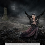 Rise of the Dark Angel by Christine Widdall, Wigan10