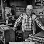 Village Baker by Robert Millin, Wigan10