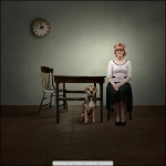 Waiting by Clare Acford, Duston