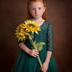 Sunflower by Joanne McGuinness, Catchlight