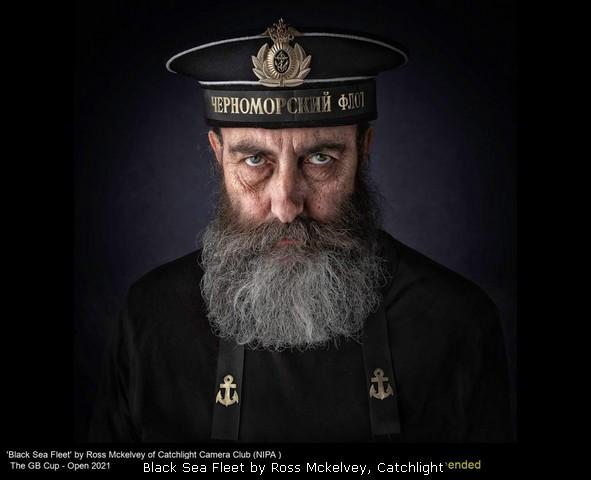 Black Sea Fleet by Ross Mckelvey, Catchlight