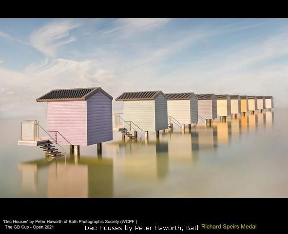 Dec Houses by Peter Haworth, Bath