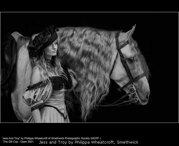 Jess and Troy by Philippa Wheatcroft, Smethwick