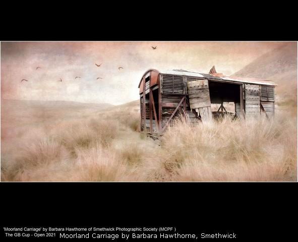 Moorland Carriage by Barbara Hawthorne, Smethwick
