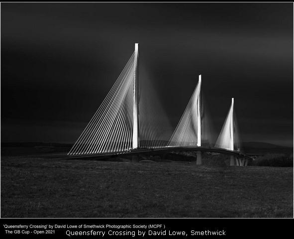 Queensferry Crossing by David Lowe, Smethwick