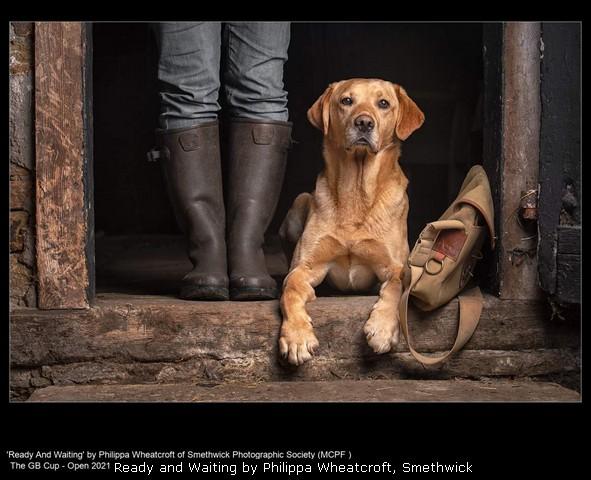 Ready and Waiting by Philippa Wheatcroft, Smethwick