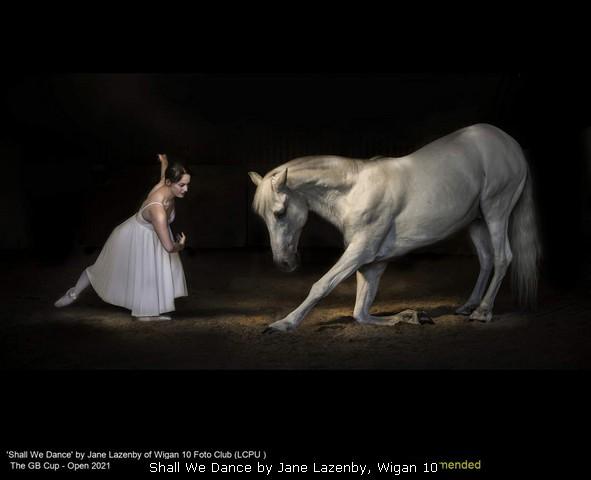 Shall We Dance by Jane Lazenby, Wigan 10
