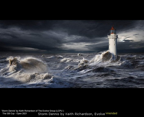 Storm Dennis by Keith Richardson, Evolve