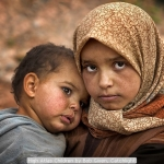 High Atlas Children by Bob Given, Catchlight