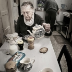 Breakfast at No8 by Damian Morris, Overton