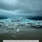 Jokulsarlon Glacier Lagoon by Geoff Mallin, Hanham