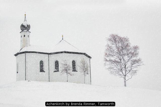 Achenkirch by Brenda Rimmer, Tamworth
