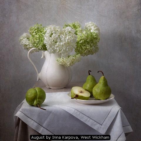 August by Inna Karpova, West Wickham