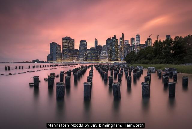 Manhatten Moods by Jay Birmingham, Tamworth