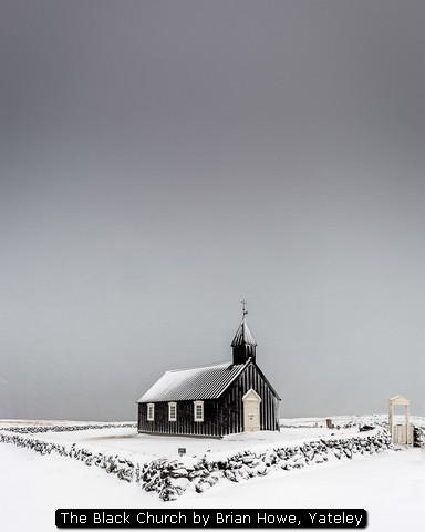 The Black Church by Brian Howe, Yateley