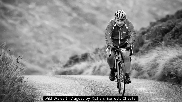 Wild Wales In August by Richard Barrett, Chester