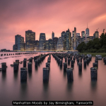 Manhatten Moods by Jay Birmingham, Tamworth