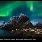 17437_Rachael Talibart_Aurora over Hamnoya