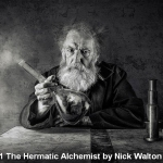 The Hermatic Alchemist by Nick Walton, Inn Focus