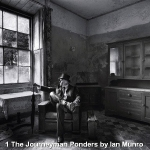 The Journeyman Ponders by Ian Munro, Inn Focus