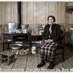 The Old Kitchen by Bob Moore, Arden