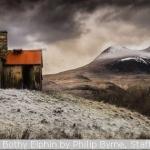 The Bothy Elphin by Philip Byrne, Stafford