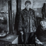 Aged Couple Mestia by Sue Moore, Arden