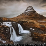 Kirkjufell Waterfall by Gregory McStraw, Catchlight