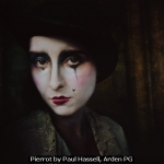 Pierrot by Paul Hassell, Arden PG