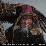 The Oldest Eagle Hunter by Jane Lines, Chorley PS