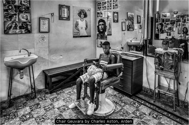 Chair Geuvara by Charles Aston, Arden