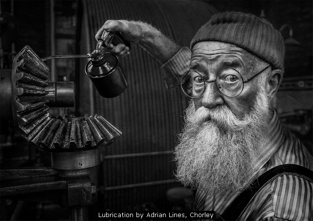 Lubrication by Adrian Lines, Chorley