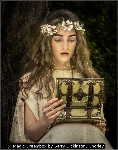 Magic Dreambox by Barry Dickinson, Chorley