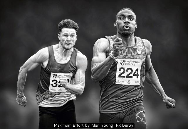 Maximum Effort by Alan Young, RR Derby